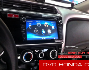 DẦU DVD HONDA CITY
